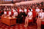 Istri Kim Jong-un Digambarkan Kotor, Korut Marah