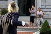 Viral, Pasangan di AS Todongkan Senjata ke Demonstran BLM