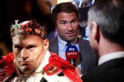 Buruk buat Tinju, Hearn: Aku Tak Mau Fury Jadi Juara Waralaba WBC