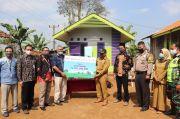 Kolaborasi BMM dan Bakrie Amanah Resmikan Rumah Berkah Muamalat di Sukabumi