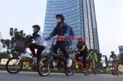 Hindari Insiden saat Bersepeda, Jangan Pakai Masker N95