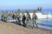 Usai Gempur Situbondo, Prajurit Korps Marinir Kembali ke Surabaya