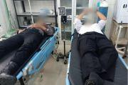 6 Polisi di Madina Terluka saat Kericuhan Pembagian Bansos
