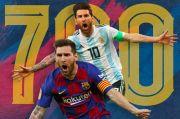 Tentang 700 Gol Lionel Messi, Begini Reaksi Setien
