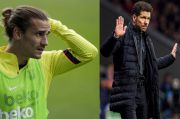 Menyoal Masa Depan Griezmann di Barcelona, Simeone Pilih Membisu