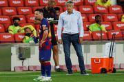 Barcelona Kembali Kehilangan Poin, Setien Tetap Tenang