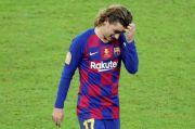 Hanya Dimainkan Selama Dua Menit, Keluarga Griezmann Kecam Pelatih Barcelona