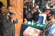 Prajurit TNI AL Serbu Polres Sikka, Ada Rentetan Letusan Tembakan