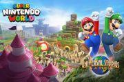 Pandemi COVID-19, Taman Hiburan Nintendo Kemungkinan Batal Dibuka