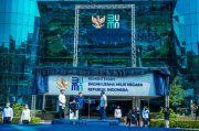 Logo Baru Kementerian BUMN, Erick Ingin Transformasi Bisnis Dijalankan