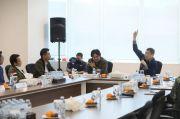 Dukung HIPMI Perbanyak Pengusaha Muda, HT Gagas E-Commerce Produk Lokal