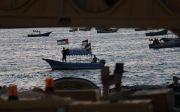 Angkatan Laut Israel Tembaki Nelayan Gaza, Dipaksa Kembali ke Pantai