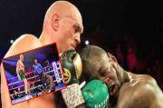 Fury Dituding Pakai Sarung Tinju Isi Benda Tumpul, WBC: Konyol!