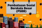 Masih Zona Kuning, PSBB Proporsional Bodebek Berlanjut hingga 16 Juli 2020
