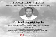 Sudah 10 Dokter Meninggal Karena COVID-19 di Surabaya