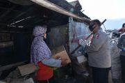 Dirkamsel Korlantas Sentuh Pahlawan Lingkungan TPST Piyungan Bantul
