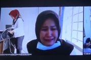 Divonis Mati, Otak Pembunuhan Hakim Pengadilan Medan Menangis