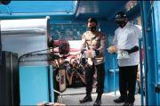 Bersama Ketua MPR, Kapolri Pimpin Pemusnahan 1,2 Ton Sabu di Polda Metro