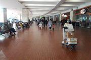 Persyaratan Masih Ketat, Penerbangan di Bandara Soetta Sepi
