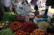 Pasar Rawan Covid-19, Pelayan Warteg: Kalau Enggak Belanja, Kita Enggak Jualan