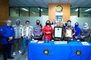 Cegah Narkoba di Kampus, UP Raih Penghargaan P4GN dari BNN