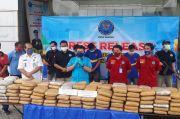 Diangkut Truk Buah, 298 Kg Ganja asal Aceh Gagal Masuk Banten