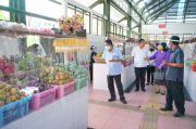 Disperindag Denpasar Himbau Seluruh Pasar Rakyat Pasang Tirai Plastik