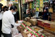 Mendag Ingatkan Pedagang dan Konsumen Patuhi Protokol Kesehatan