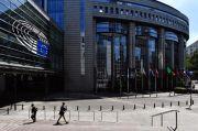 Kantor Parlemen Eropa Dirampok Saat Lockdown