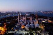 Yunani Desak Turki Batalkan Rencana Ubah Hagia Sophia Jadi Masjid