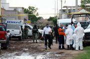 Kelompok Bersenjata Serang Pusat Rehabilitasi Narkoba di Meksiko, 24 Tewas