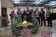 Korps Brimob Siap Kawal Amanat Presiden di Hari Jadi Polri