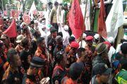 Unjuk Rasa di DPRD Majalengka, Massa dari 9 Ormas Tolak RUU HIP