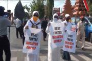 Ormas Islam se Mojokerto Raya Demo Tolak RUU HIP dan TKA China