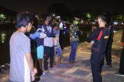 Lagi, Polisi Bubarkan Pesta Miras di Polder Tawang Semarang