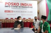 Pj Wali Kota Apresiasi GP Ansor Terlibat Beri Edukasi COVID-19 ke Warga