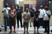Tiga Pencuri Pipa Senilai Ratusan Juta Diringkus Polisi