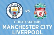 Susunan Permain Man City vs Liverpool: