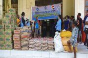 PKK Kabupaten Jayapura Salurkan Bantuan Terkena Dampak Covid 19