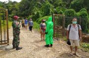 Operasi Gabungan TNI Gagalkan Penyelundupan Orang di Perbatasan Entikong