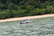 3.304 Ponsel Bodong Disita Bea Cukai di Perairan Pulau Patah