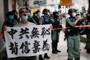 Slogan Bebaskan Hong Kong, Revolusi Zaman Kita Dilarang Pemerintah
