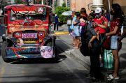 Ribuan Raja Jalanan Kembali Padati Lalu Lintas Manila