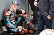 Jelang MotoGP Jerez, Sanksi FIM Bayangi Fabio Quartararo