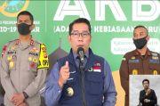 Reproduksi COVID-19 Naik, Gubernur Tak Akan Berlakukan Lagi PSBB Provinsi