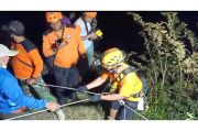 Patah Hati, Remaja Ini Nekat Lompat ke Jurang Sedalam 20 Meter