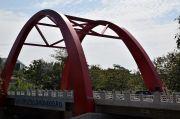 Jembatan Sikatak Jadi Ikon Baru Kampus Undip Semarang