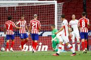 Menang Telak atas Mallorca, Atletico Dekati Barcelona dan Madrid