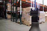 Canggih, Sterilkan Gudang Makanan dengan Robot Disinfeksi