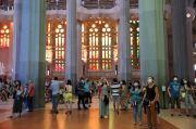 Sagrada Familia Dibuka Lagi untuk Para Pekerja Garis Depan Covid-19